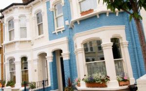 Victorian window architecture