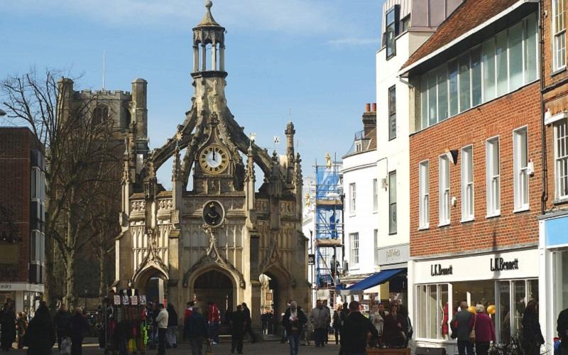 Chichester West Sussex Architecture