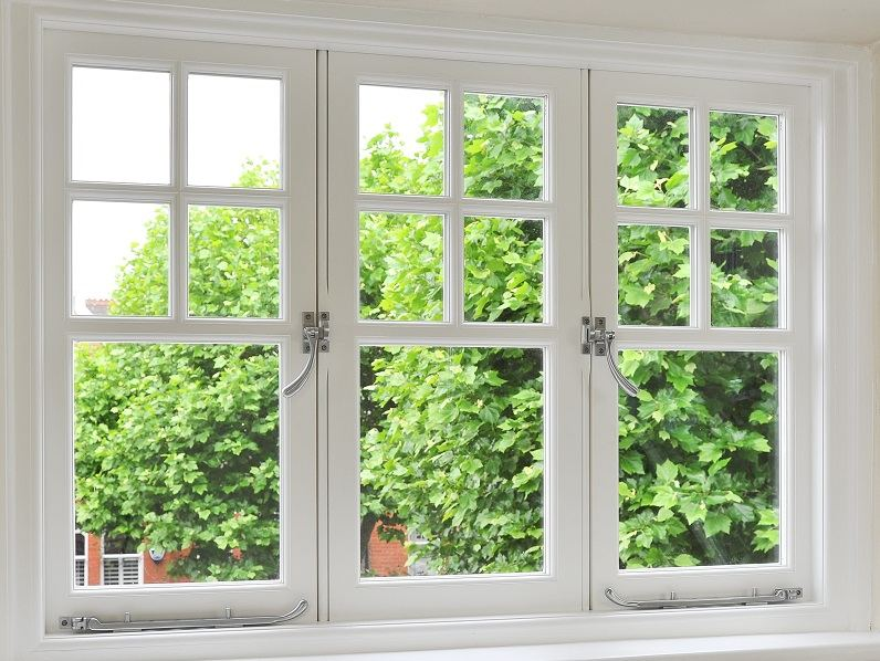New Double Glazed Casement Sashes