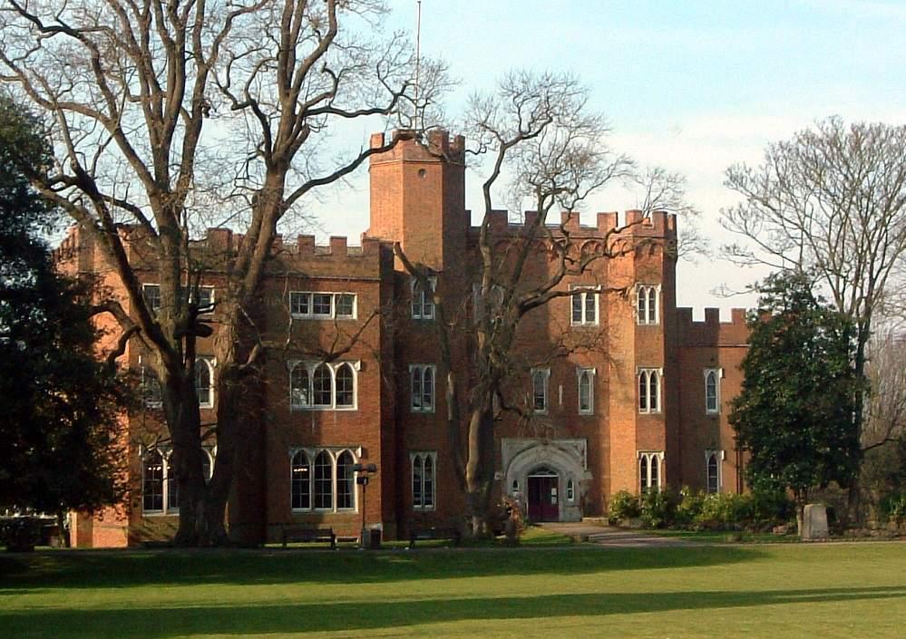 Hertford Castle Hertfordshire