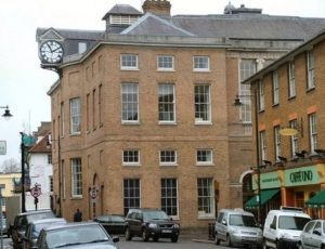 Shire Hall Sash Windows Hertford