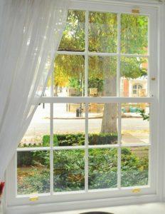 8 over 8 sash window