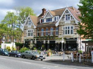 The Crown and Greyhound Dulwich Village