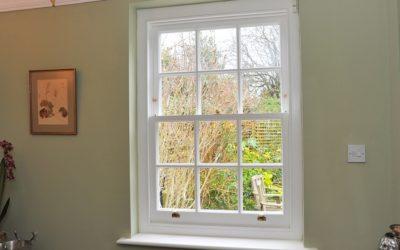Are wooden sash windows energy efficient?